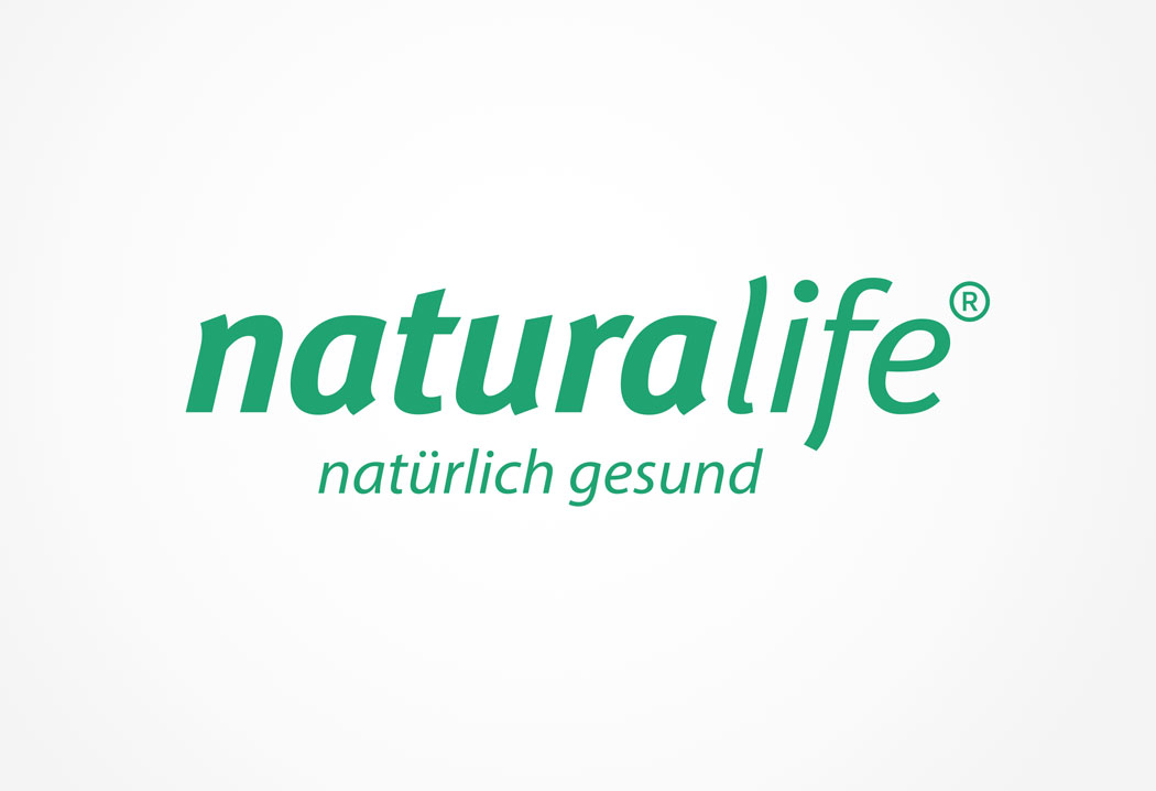 Logodesign Grafikfreelancer – Gestaltung und Erstellung Logo für NaturaLife – Natürlich gesund.