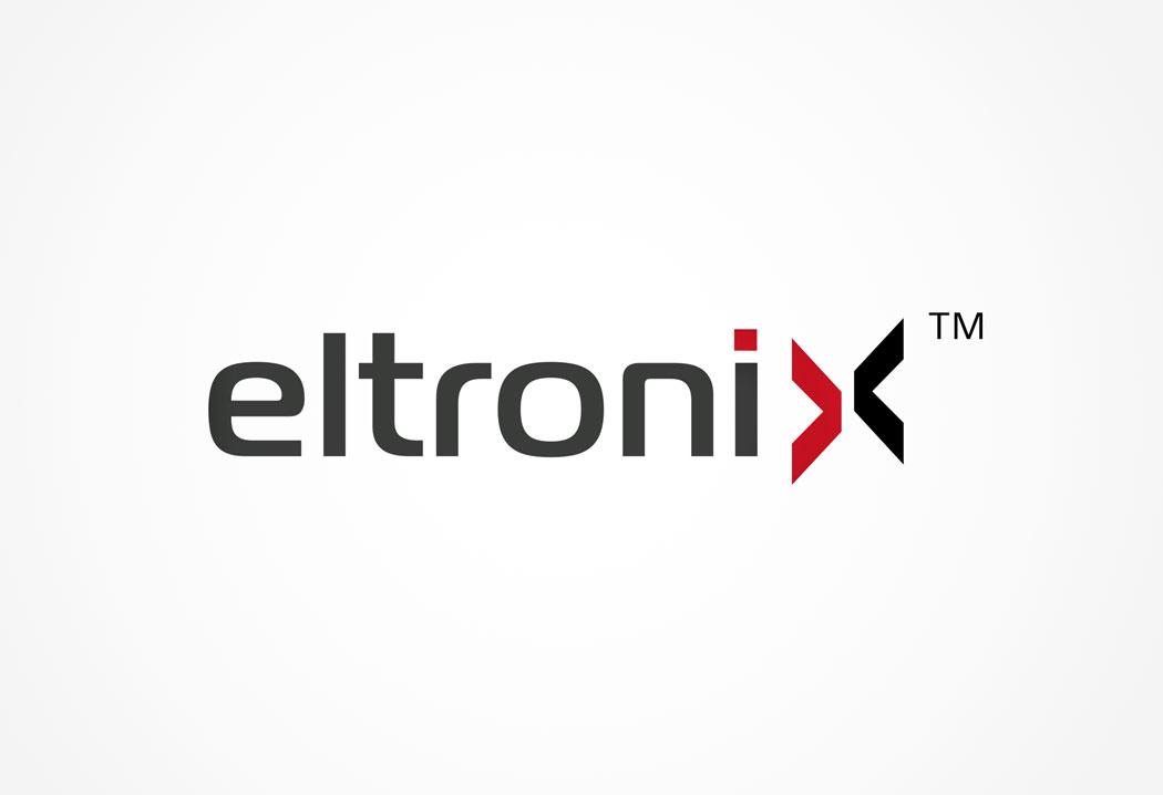 Logodesign Grafikfreelancer – Gestaltung und Erstellung Firmenlogo für Eltronix.